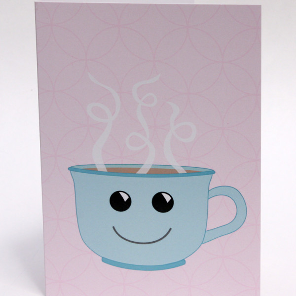 Par Tea Birthday Card Awesome Sauce Designs Vancouver Stained