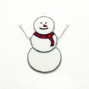 Snowman Sun Catcher