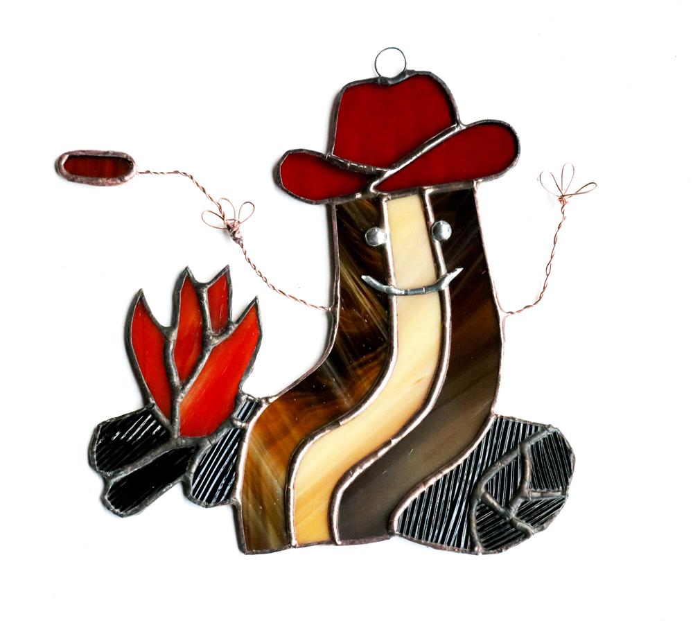 Bacon Cowboy